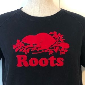 ROOTS Short Sleeved Sweater